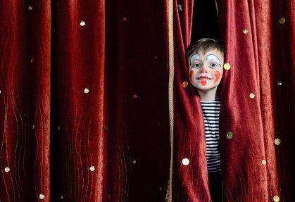 Theater, Varieté, Zauberer, Zirkus